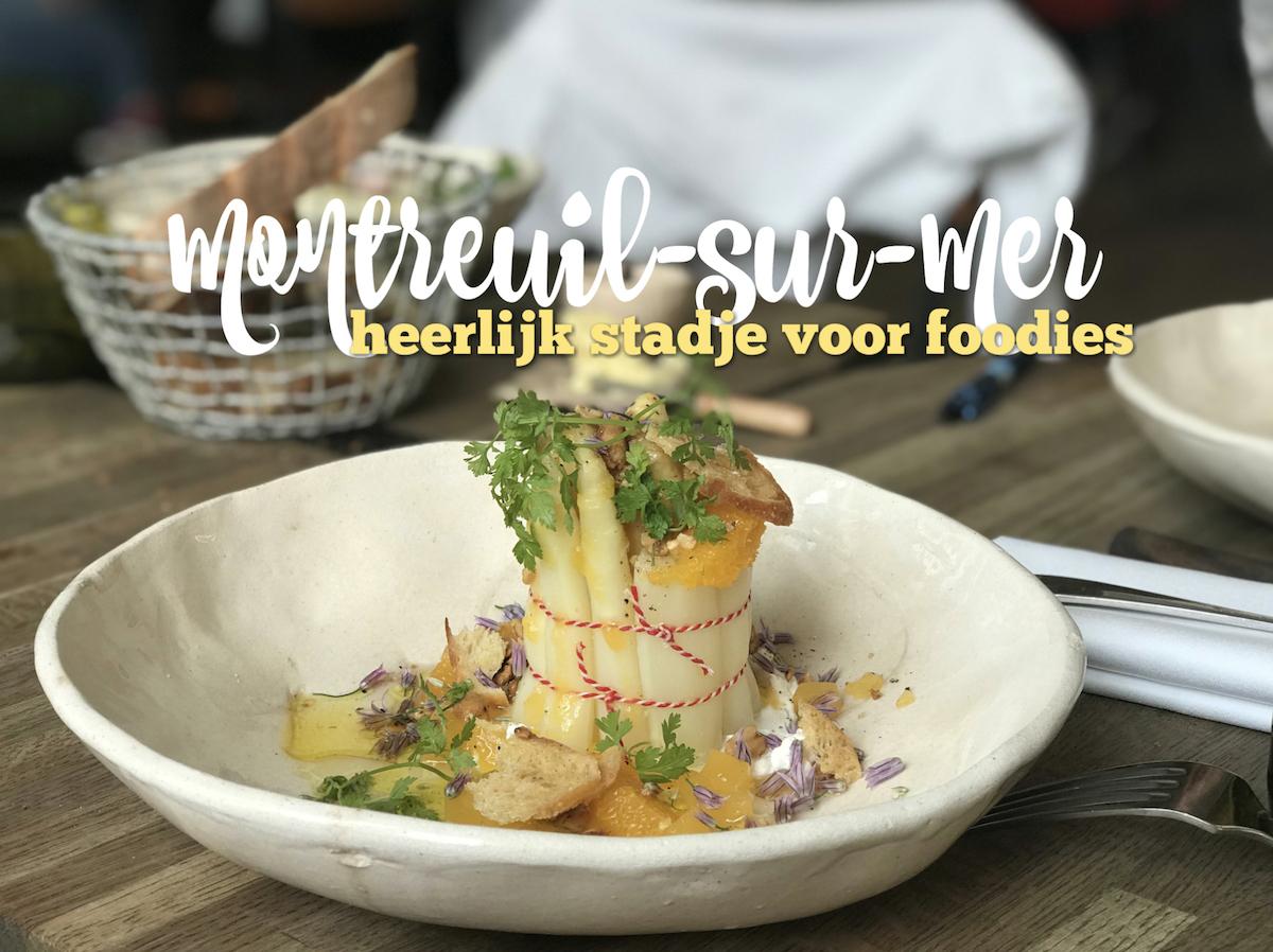 Montreuil-sur-mer heerlijke stadje voor foodies