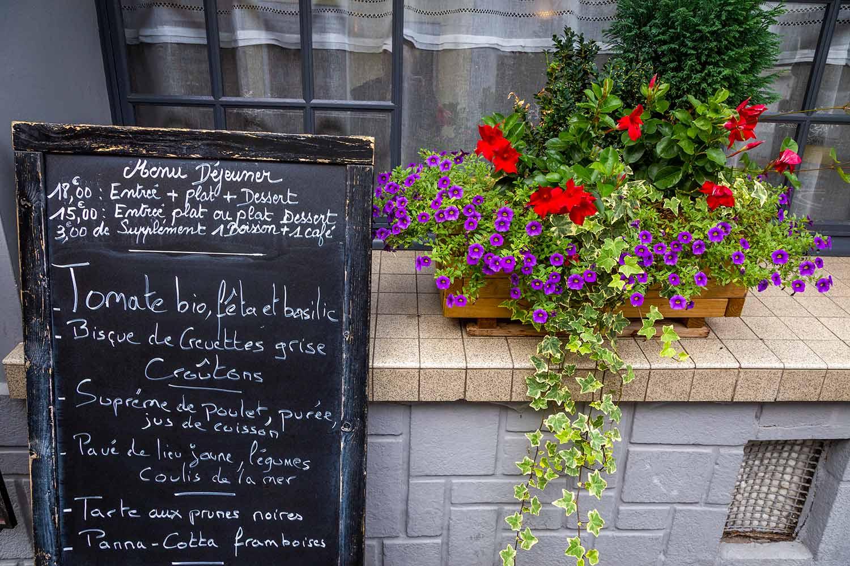 Le Bistronome Restaurant, Montreuil