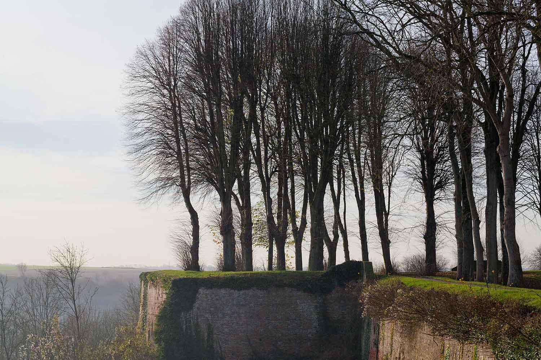 Montreuil-sur-Mer Ramparts