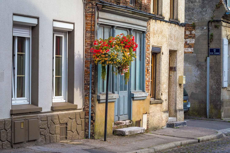 Rue Pierre Ledent, Montreuil